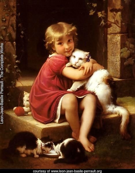 Son Favori (Her Favorite Pet)