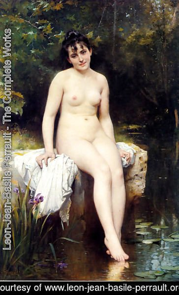 The Bather 2